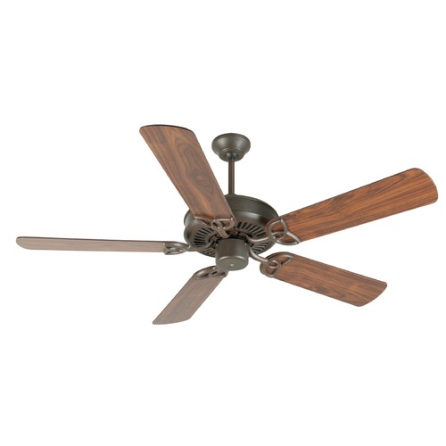 Craftmade Lighting Craftmade Lighting Cxl Aged Bronze Textured Ceiling Fan Without Light K10932