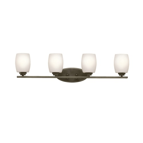 Kichler Lighting Kichler Lighting Eileen Olde Bronze LED Bathroom Light 5099OZSL16