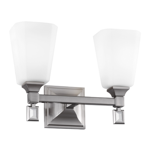 Feiss Lighting Feiss Lighting Sophie Brushed Steel Bathroom Light VS47002-BS