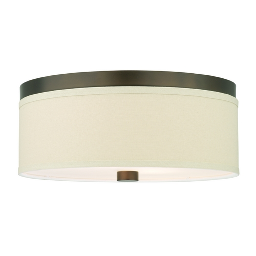 Philips Lighting Modern Flushmount Lights in Sorrel Bronze Finish F131820