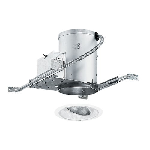 Juno Lighting Group 5-inch Recessed Lighting Kit with Adjustable Trim IC20/688W-WH