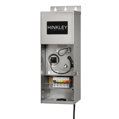 Hinkley Lighting Landscape Transformer in Stainless Steel Finish 0300SS