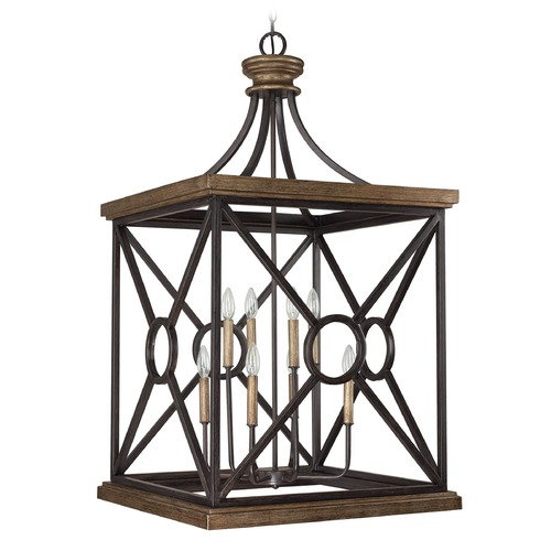Capital Lighting Capital Lighting Landon Surrey Pendant Light 4503SY