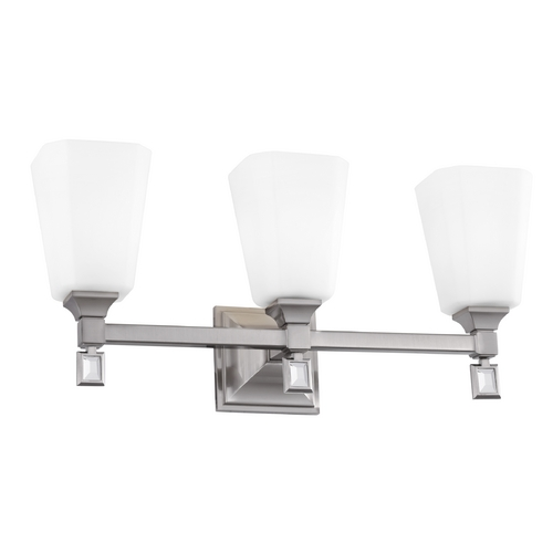 Feiss Lighting Feiss Lighting Sophie Brushed Steel Bathroom Light VS47003-BS