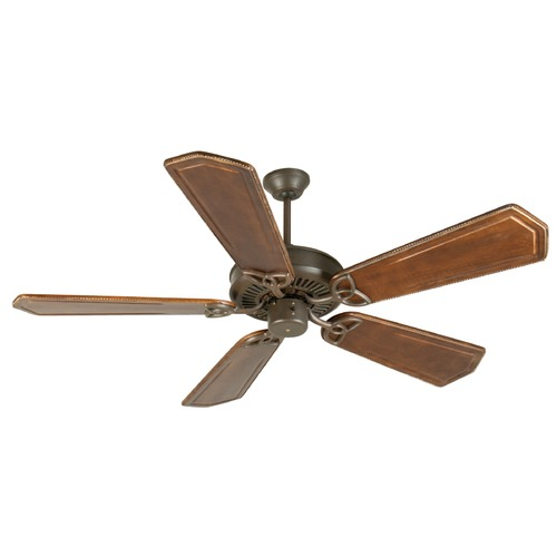 Craftmade Lighting Craftmade Lighting Cxl Aged Bronze Textured Ceiling Fan Without Light K10935