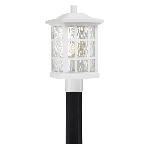 Quoizel Lighting Quoizel Lighting Stonington Fresco Post Light SNN9009W
