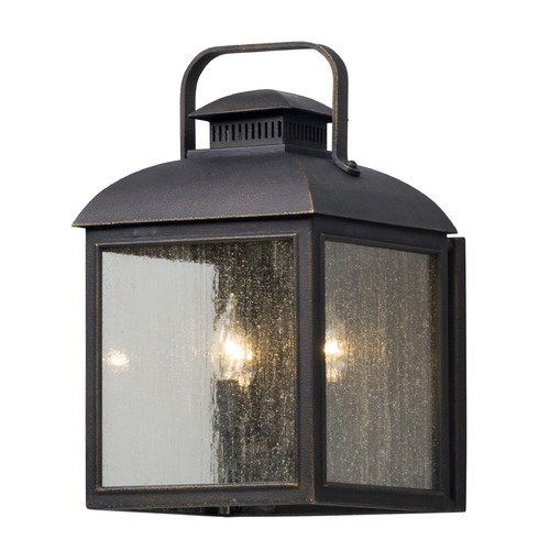 Troy Lighting Troy Lighting Chamberlain Vintage Bronze LED Outdoor Wall Light BL5082