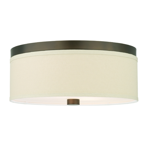 Philips Lighting Modern Flushmount Lights in Sorrel Bronze Finish F131820U