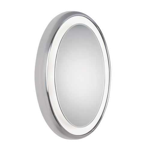 Tech Lighting Tigris Mirror Oval Mirror 700BCTIGOS26S-CF