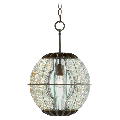 Currey and Company Lighting Currey and Company Zanzibar Light Bronzegold Pendant Light 9000-0010