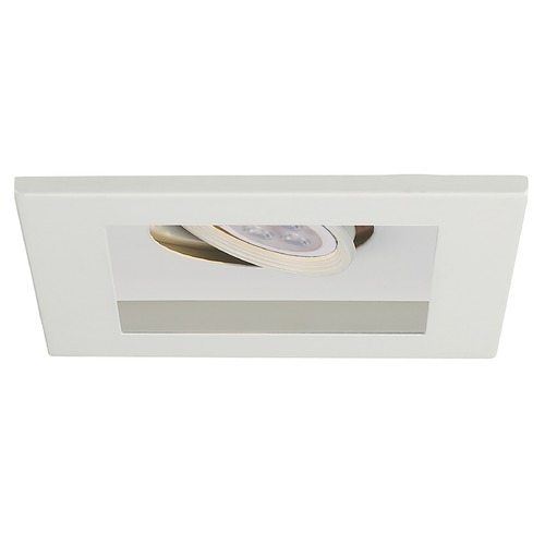 WAC Lighting Wac Lighting Mr16 Mult White LED Recessed Trim MT-116LED-WT/WT