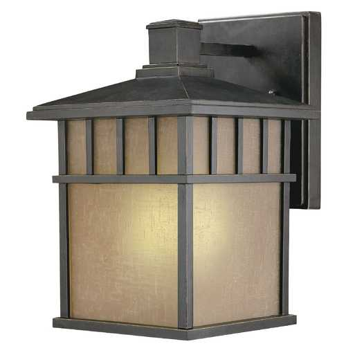 Dolan Designs Lighting 12-3/4-Inch Fluorescent Outdoor Wall Light 9715-68