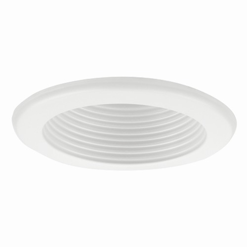 Elite Lighting Elite Lighting White Recessed Trim ELILB530WWH