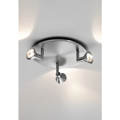 Holtkoetter Lighting Holtkoetter Modern Directional Spot Light in Satin Nickel Finish C8310 R5900 SN