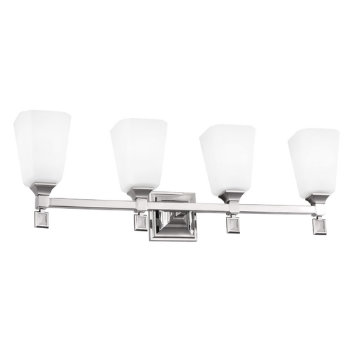 Feiss Lighting Feiss Lighting Sophie Polished Nickel Bathroom Light VS47004-PN