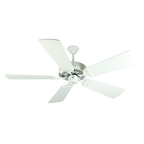 Craftmade Lighting Craftmade Lighting Cxl Antique White Ceiling Fan Without Light K10940
