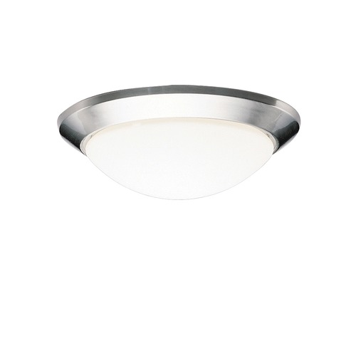 Kichler Lighting Kichler Lighting Brushed Nickel LED Flushmount Light 8881NIL16