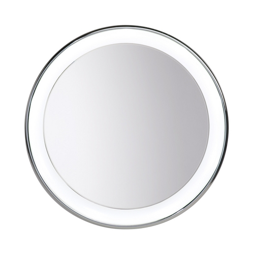 Tech Lighting Tigris Mirror Round 29.5-Inch Illuminated Mirror 700BCTIGRR30S
