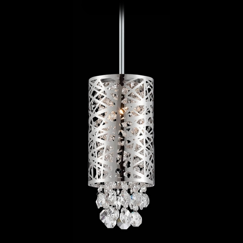 Lite Source Lighting Modern Mini-Pendant Light EL-10100
