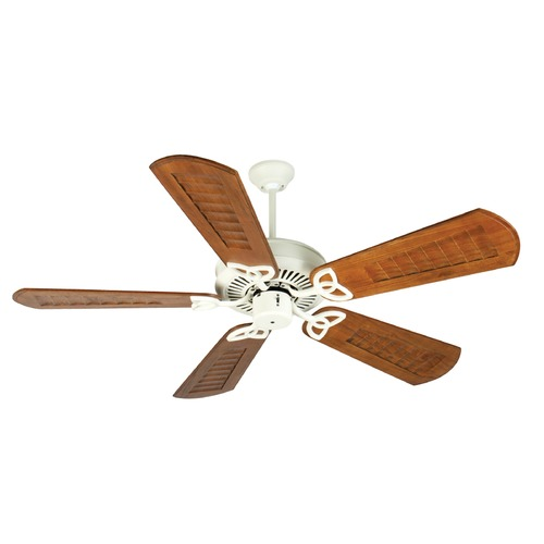 Craftmade Lighting Craftmade Lighting Cxl Antique White Ceiling Fan Without Light K10941