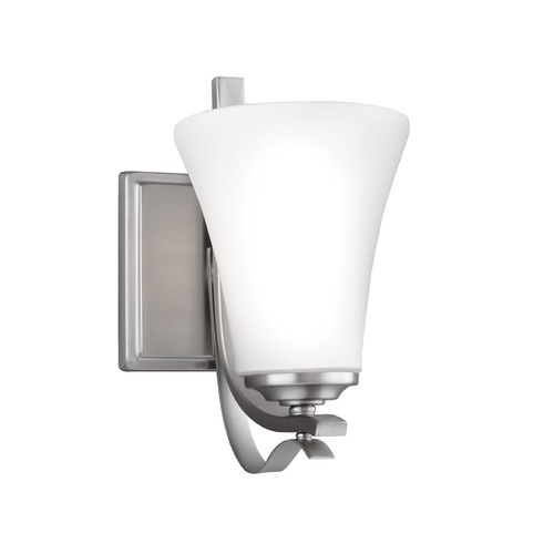 Feiss Lighting Feiss Lighting Summerdale Satin Nickel Sconce VS20701SN