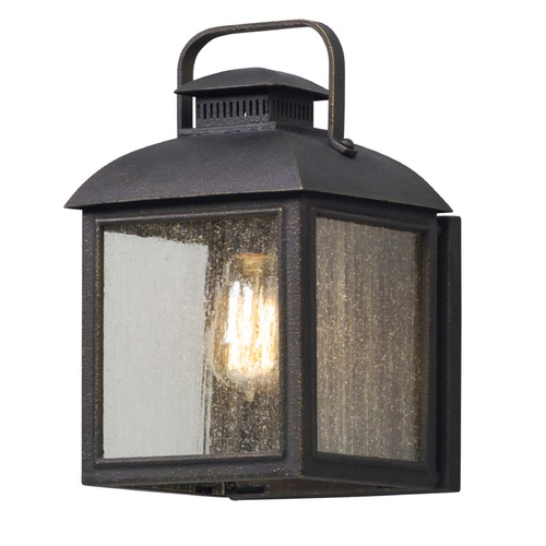Troy Lighting Troy Lighting Chamberlain Vintage Bronze Outdoor Wall Light B5081