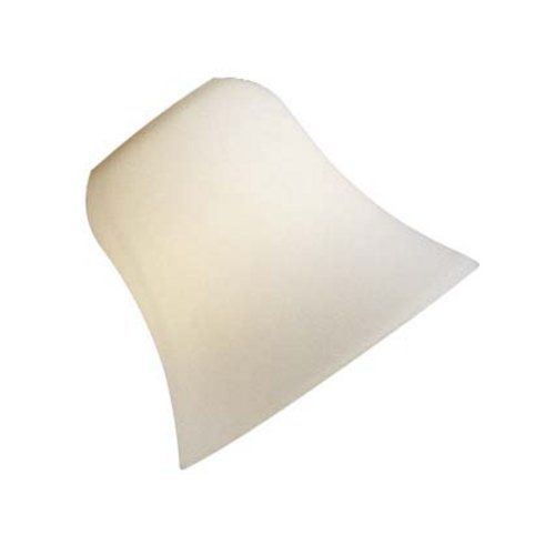Minka Aire Glass Shade - 2-1/4-Inch Fitter Opening 2548