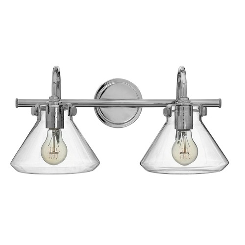 Hinkley Lighting Hinkley Lighting Congress Chrome Bathroom Light 50026CM