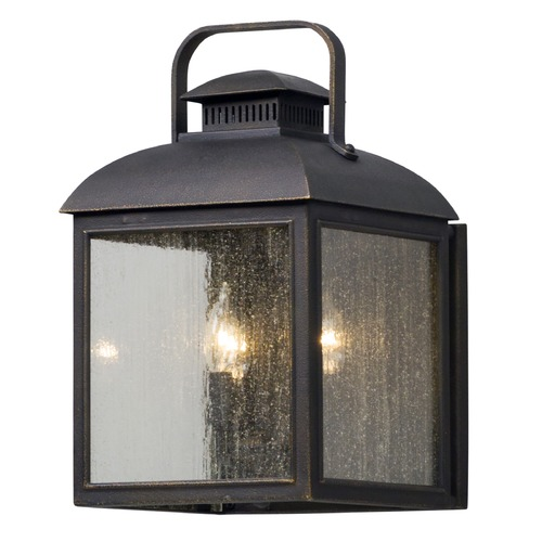 Troy Lighting Troy Lighting Chamberlain Vintage Bronze Outdoor Wall Light B5082