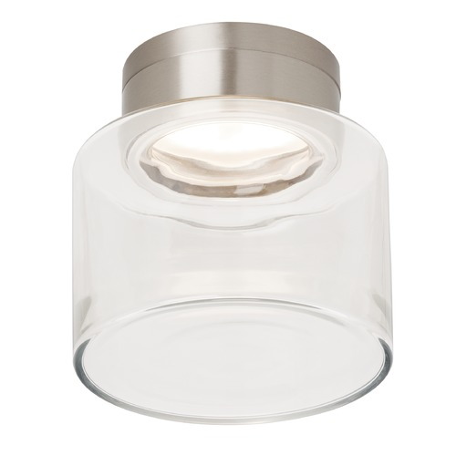 Tech Lighting Glass LED Flushmount 700FMCASDCS-LED830