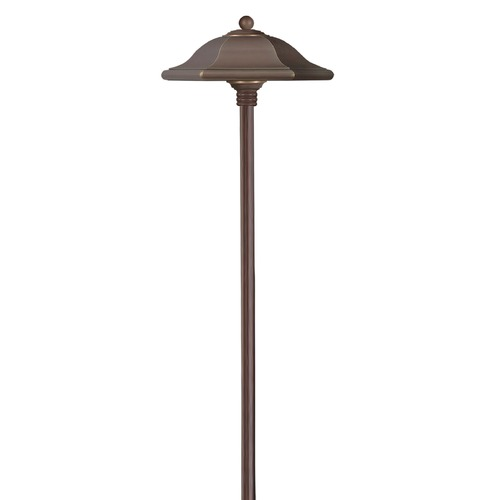 Hinkley Lighting Modern Path Light in Copper Bronze Finish 1540CB