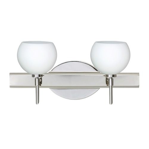Besa Lighting Besa Lighting Palla Chrome LED Bathroom Light 2SW-565807-LED-CR