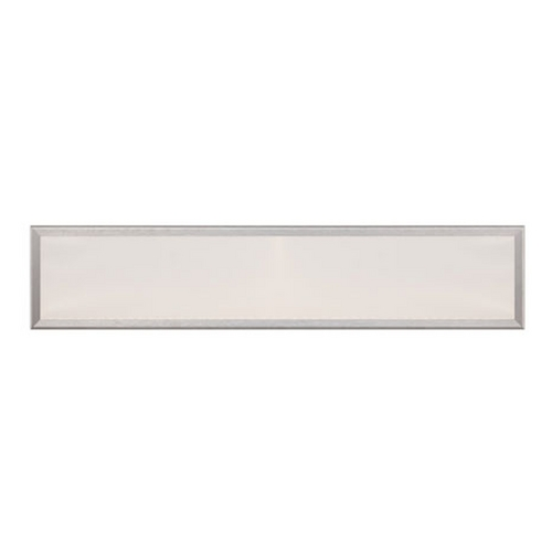 Modern Forms by WAC Lighting Brushed Aluminum LED Bathroom Light - Vertical or Horizontal Mounting WS-3724-AL