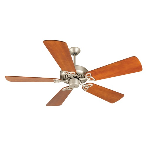 Craftmade Lighting Craftmade Lighting Cxl Brushed Satin Nickel Ceiling Fan Without Light K10944