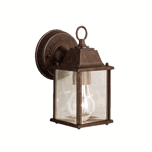 Kichler Lighting Kichler Lighting Barrie Tannery Bronze LED Outdoor Wall Light 9794TZL16
