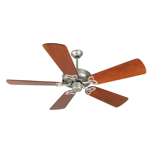 Craftmade Lighting Craftmade Lighting Cxl Brushed Satin Nickel Ceiling Fan Without Light K10946