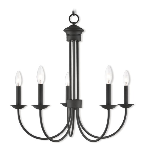 Livex Lighting Livex Lighting Estate Bronze Chandelier 42685-07