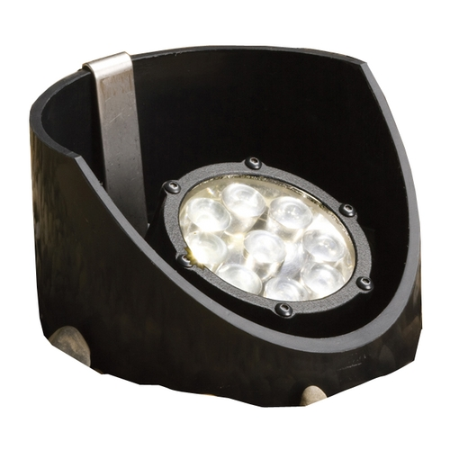 Kichler Lighting Kichler LED In-Ground Well Light in Textured Black Finish 15758BKT