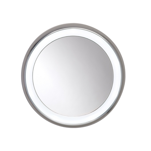 Tech Lighting Tigris Mirror Round 31.5-Inch Mirror 700BCTIGRS32S-CF
