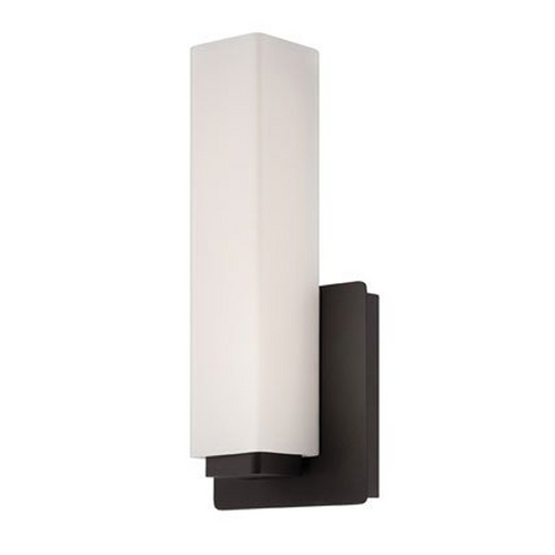 Modern Forms by WAC Lighting Bronze LED Bathroom Light - Vertical Mounting Only WS-3111-BZ
