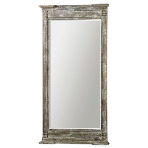 Uttermost Lighting Uttermost Valcellina Wooden Leaner Mirror 07652