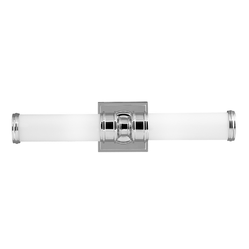 Feiss Lighting Feiss Lighting Payne Polished Nickel Bathroom Light VS48002-PN