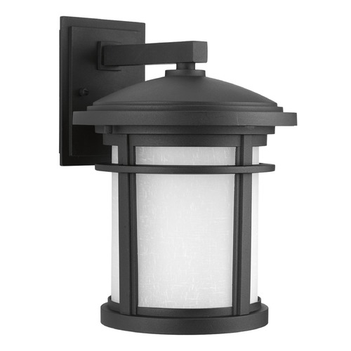 Progress Lighting Progress Lighting Wish Black Outdoor Wall Light P6085-31