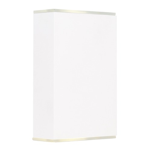 Eglo Lighting Eglo Abida White LED Sconce 91826A