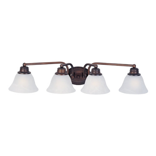 Maxim Lighting Maxim Lighting Malibu Oil Rubbed Bronze Bathroom Light 2689MROI
