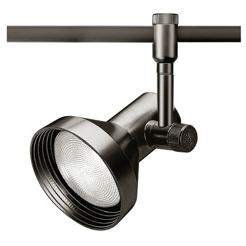 WAC Lighting Wac Lighting Dark Bronze Track Light Head HM1-730-DB