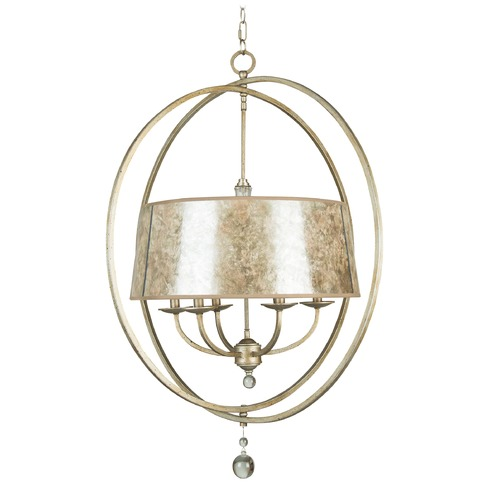 Craftmade Lighting Craftmade Windsor Athenian Obol Pendant Light with Drum Shade 35536-AO