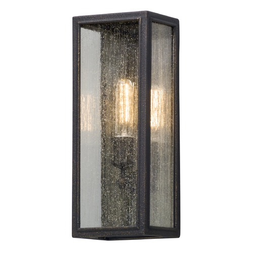 Troy Lighting Troy Lighting Dixon Vintage Bronze LED Outdoor Wall Light BL5102