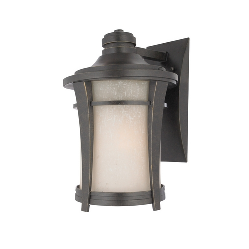 Quoizel Lighting 14-inch Outdoor Wall Light HY8409IB