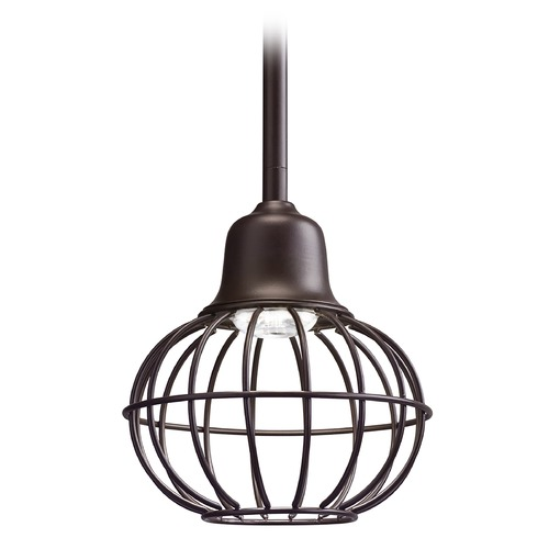 Kichler Lighting Kichler Lighting Olde Bronze LED Mini-Pendant Light 42359OZ